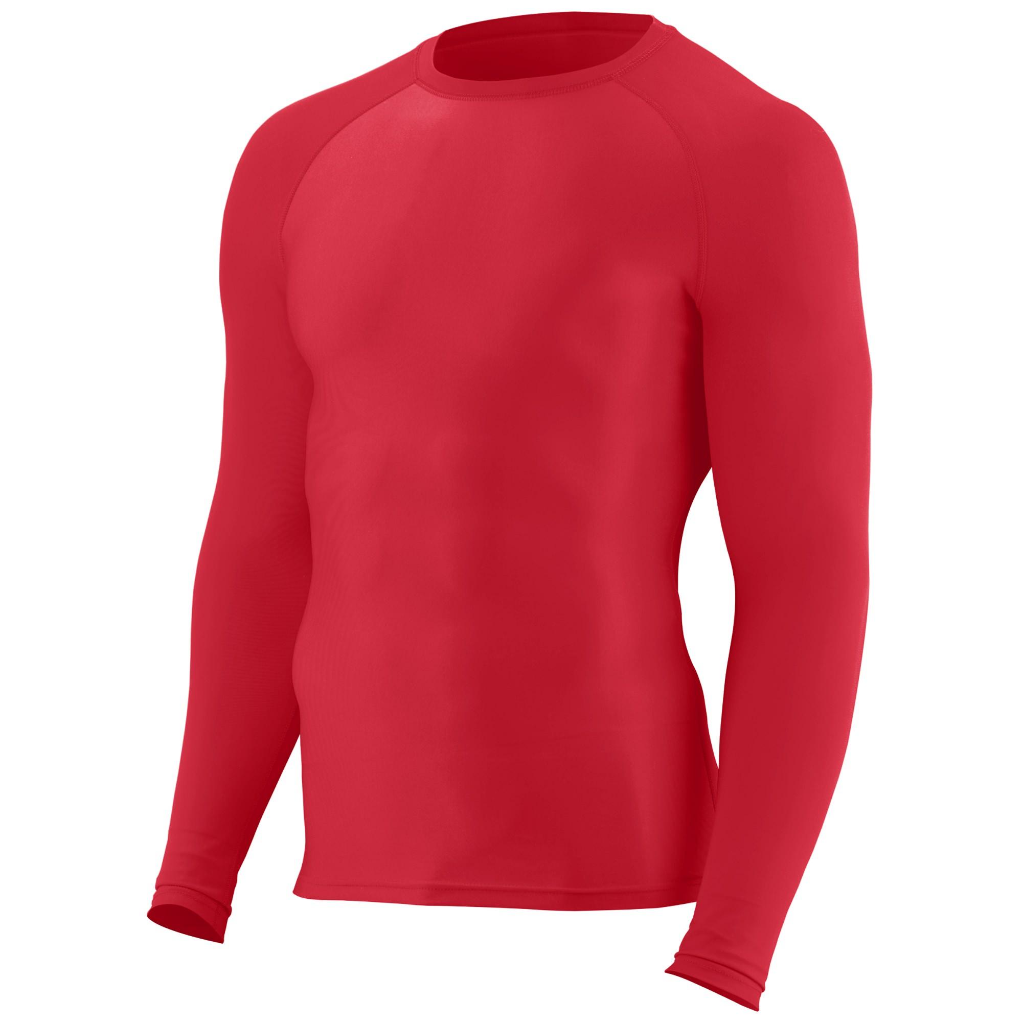 Men s Hyperform Compression Long Sleeve Shirt af8908fed
