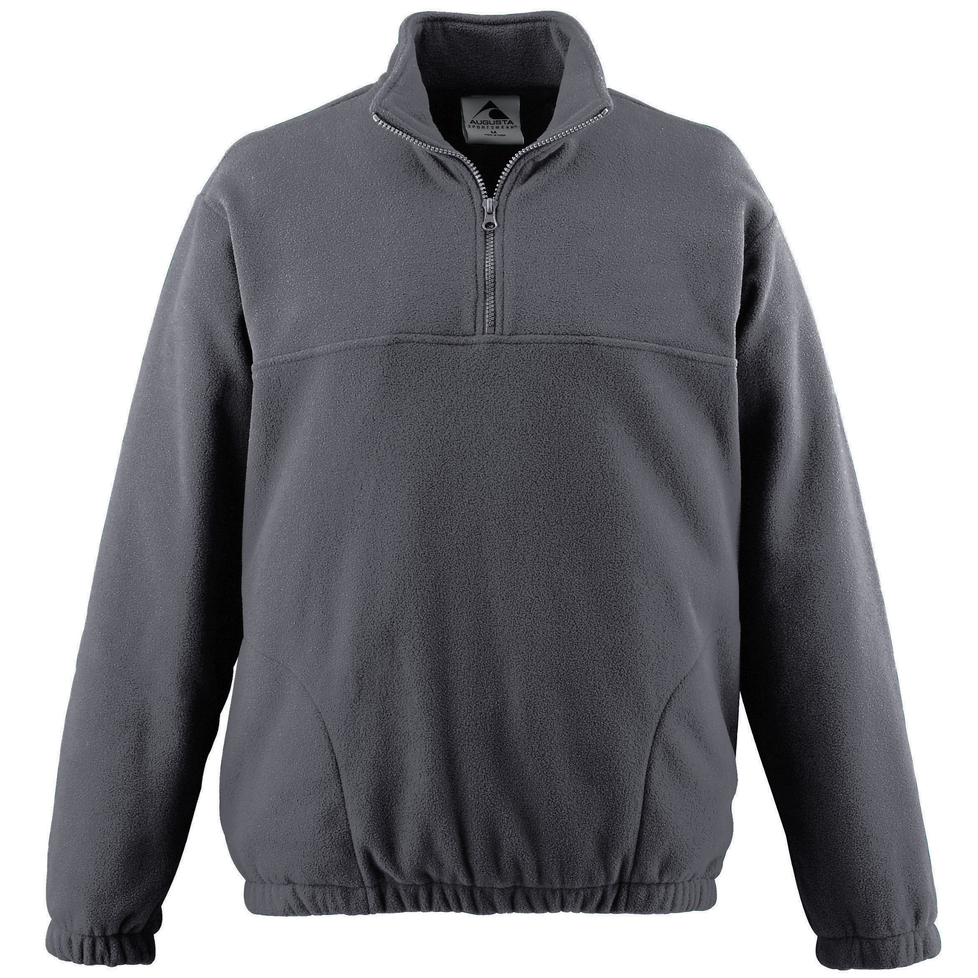 Augusta Sportswear - MEN'S CHILL FLEECE HALF-ZIP PULLOVER | eBay