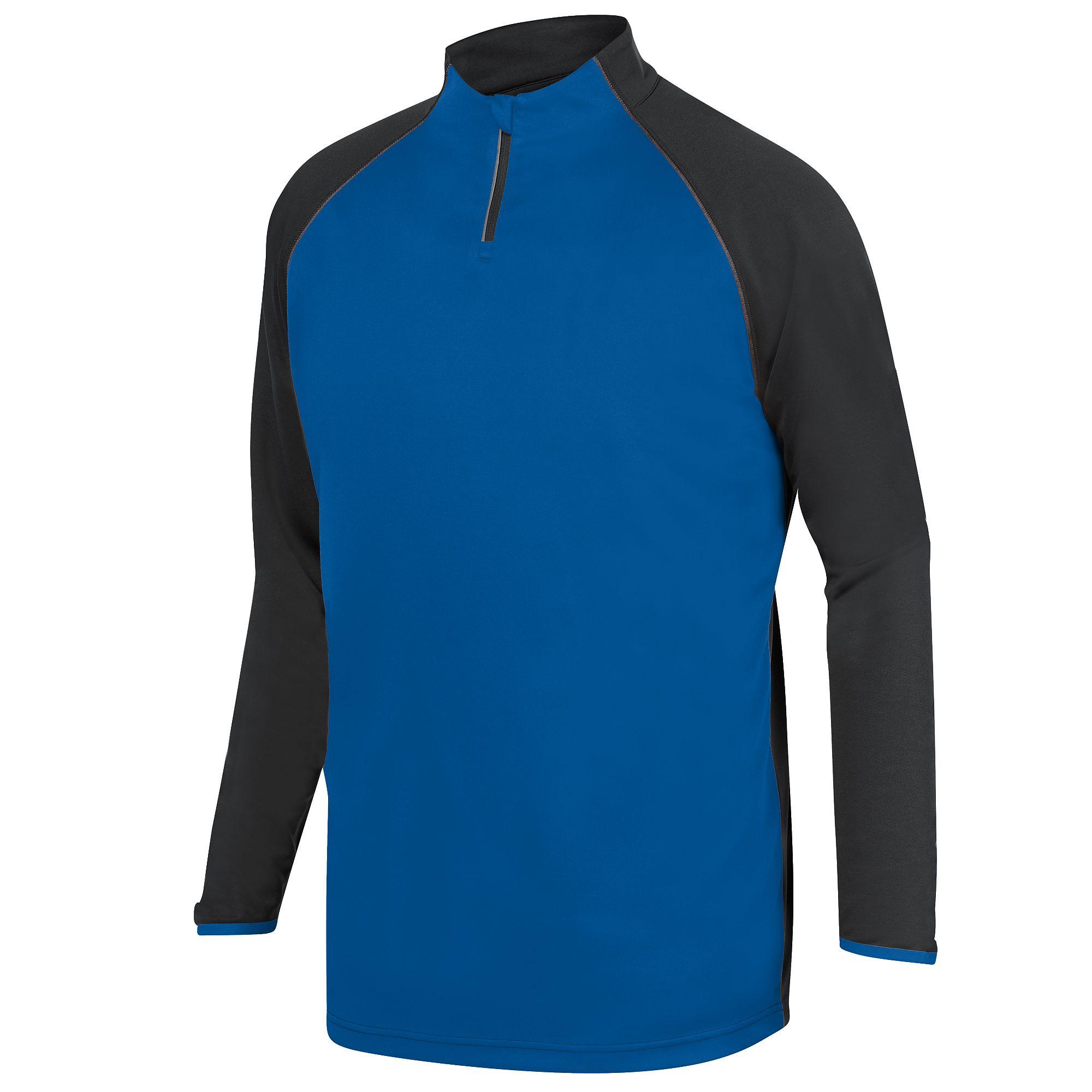 2eb7fb73935c Men s Half Zip Outerwear from Augusta Sportswear