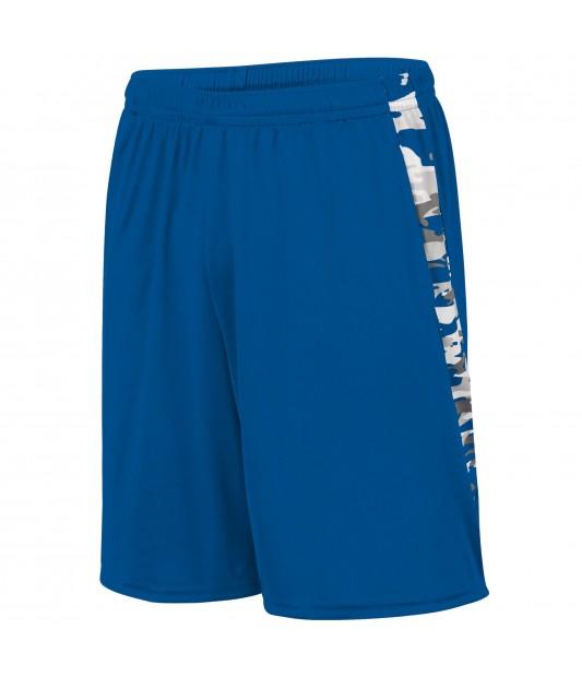 Boys Mod Camo Training Shorts