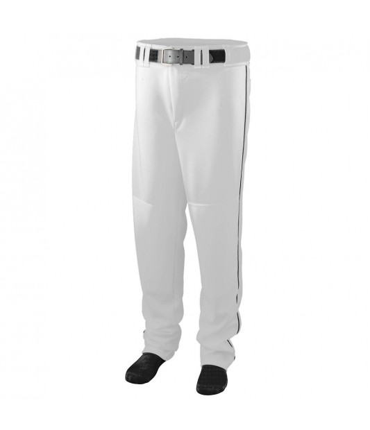 Pantalons Augusta Sportswear Augusta Series Baseball//Softball Pant with Piping Homme Augusta Series Pantalon de Baseball avec Passepoil