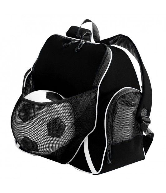 Tri-Color Soccer Backpack  b0cacd15f4599
