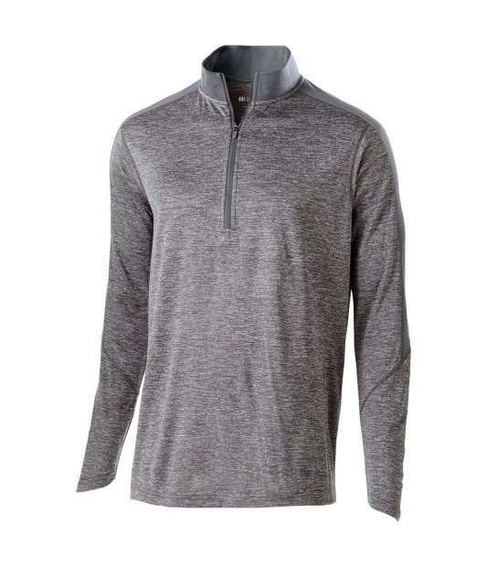 Holloway Sportswear Youth Electrify 1/2 Zip Pullover