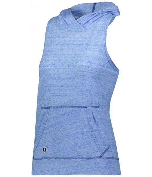 Holloway Sportswear Ladies Advocate Hooded Tank