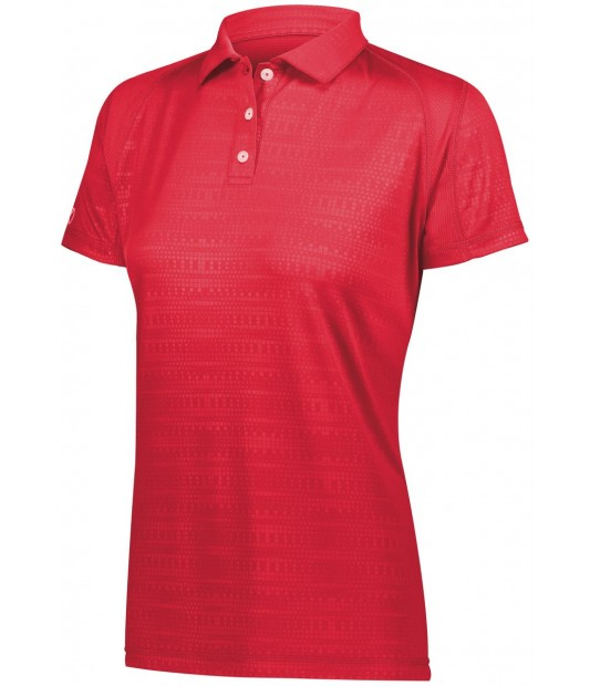 HOLLOWAY SPORTSWEAR WOMENS CONVERGE POLO