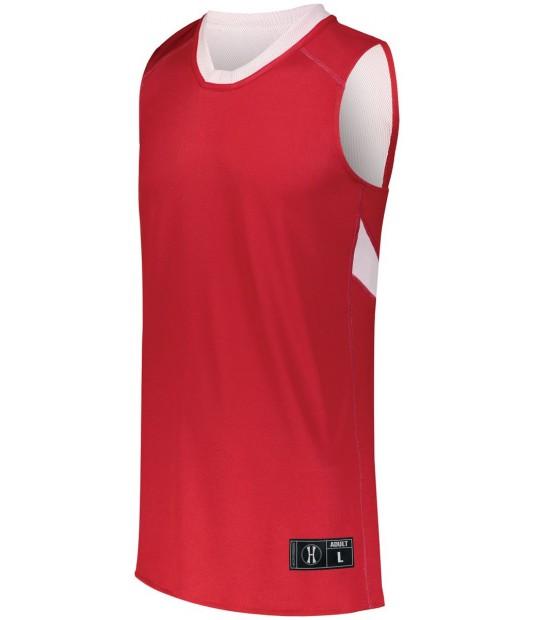 Holloway Sportswear Youth Dual-Side Single Ply Basketball Jersey