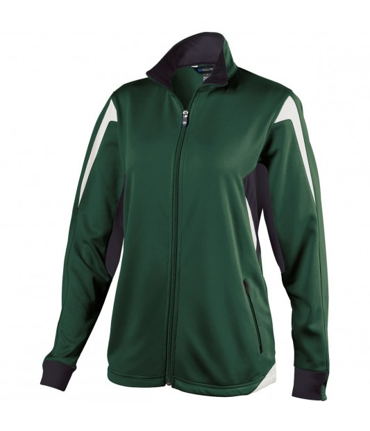 HOLLOWAY SPORTSWEAR WOMENS DEDICATION JACKET