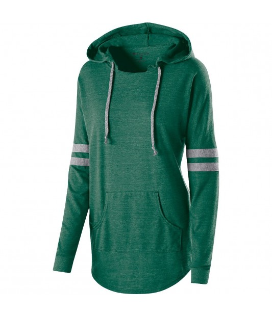 Womens Hooded Low Key Pullover