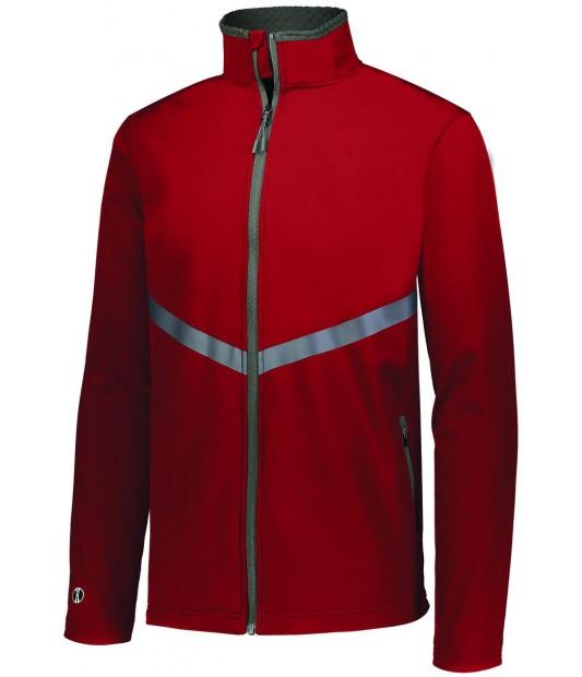 Holloway Sportswear 3D Regulate Soft Shell Jacket