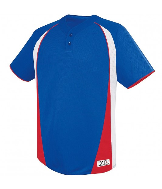 High Five Ace Two-Button Jersey