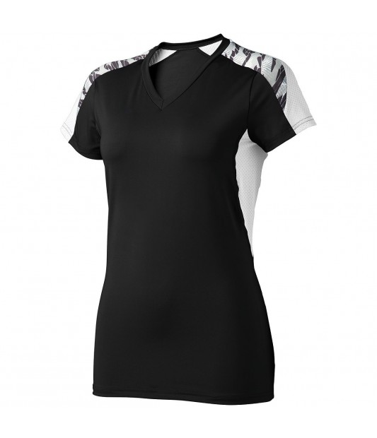 High Five Ladies Atomic Short Sleeve Jersey