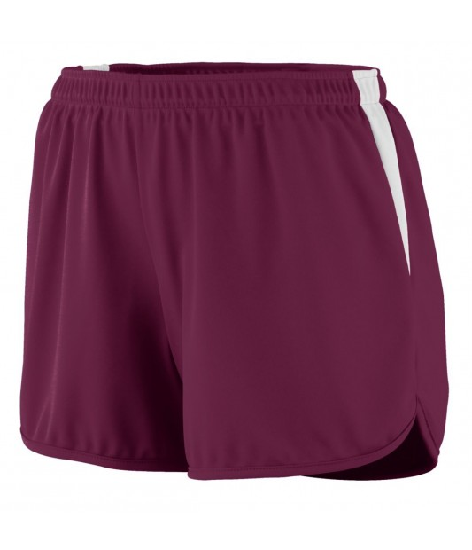 Womens RAPIDPACE TRACK SHORTS