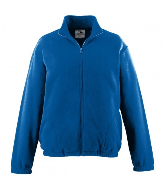 Boys CHILL FLEECE FULL ZIP JACKET