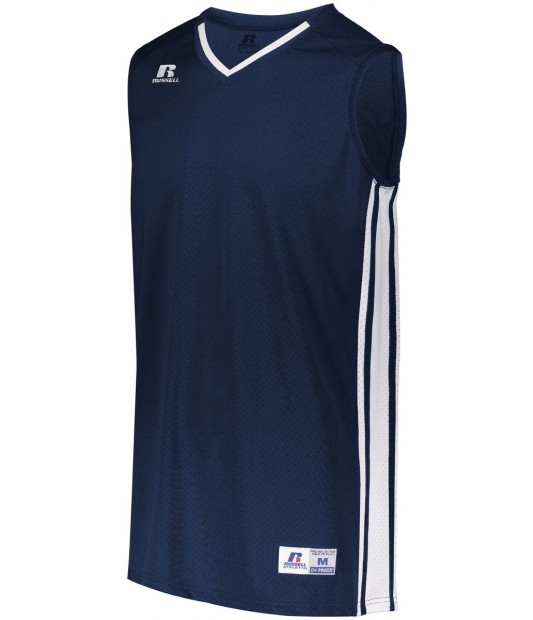 RUSSELL LEGACY BASKETBALL JERSEY
