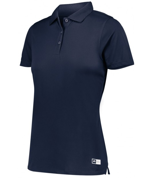 RUSSELL WOMEN ESSENTIAL POLO