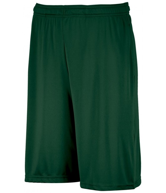 RUSSELL BOYS DRI-POWER® ESSENTIAL PERFORMANCE SHORTS WITH POCKETS