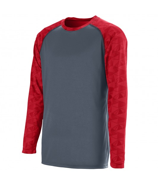Men's Fast Break Long Sleeve Jersey