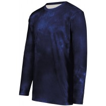 Cotton-Touch Poly Cloud Long Sleeve Tee