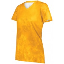 Womens Cotton-Touch Poly Cloud Tee