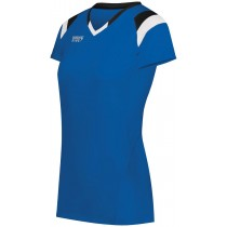 Womens TruHit Tri Short Sleeve Jersey