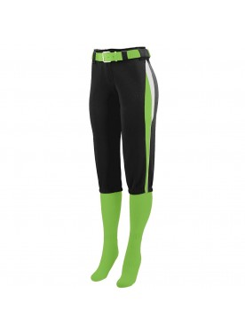 GIRLS' COMET SOFTBALL PANT