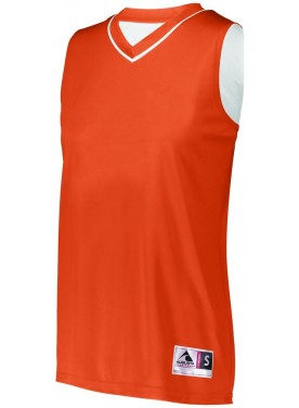 Womens REVERSIBLE TWO-COLOR JERSEY