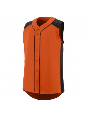 Boys SLEEVELESS SLUGGER JERSEY