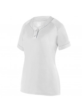 Girls Overpower Two-Button Jersey