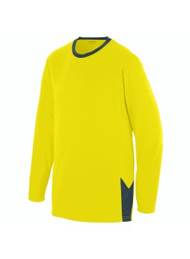 Boys' Block Out Long Sleeve Jersey