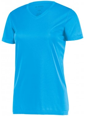 AUGUSTA SPORTSWEAR WOMEN WICKING T-SHIRT