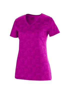 Womens Elevate Wicking Tee