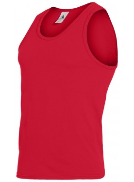 Boys POLY/COTTON ATHLETIC TANK