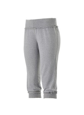 WOMEN'S FRENCH TERRY CAPRI