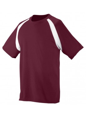 AUGUSTA SPORTSWEAR WICKING COLOR BLOCK JERSEY