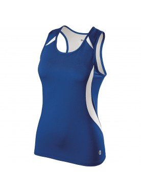 HOLLOWAY SPORTSWEAR WOMENS SPRINTER SINGLET