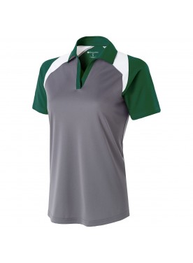Womens Shield Polo