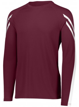 HOLLOWAY SPORTSWEAR FLUX SHIRT LONG SLEEVE