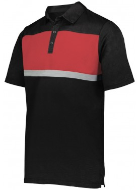 HOLLOWAY SPORTSWEAR PRISM BOLD POLO