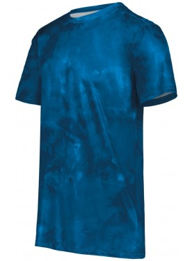 HOLLOWAY SPORTSWEAR COTTON-TOUCH POLY CLOUD TEE