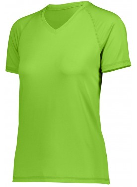 HOLLOWAY SPORTSWEAR WOMENS SWIFT WICKING SHIRT