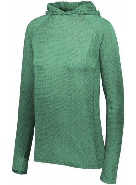 Womens 3D Regulate Lightweight Pullover