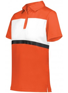 HOLLOWAY SPORTSWEAR WOMENS PRISM BOLD POLO