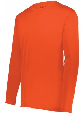 HOLLOWAY SPORTSWEAR MOMENTUM LONG SLEEVE TEE