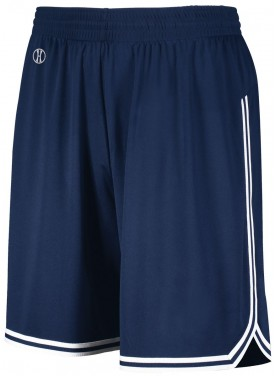 HOLLOWAY SPORTSWEAR BOYS RETRO BASKETBALL SHORTS