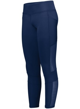 HOLLOWAY SPORTSWEAR GIRLS 7/8 LUX TIGHT