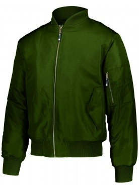 HOLLOWAY SPORTSWEAR FLIGHT BOMBER JACKET