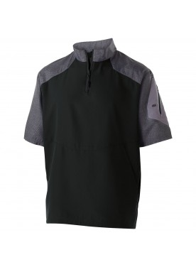 HOLLOWAY SPORTSWEAR MEN RAIDER  SHORT SLEEVE PULLOVER