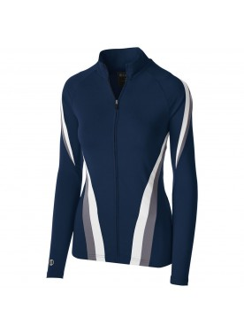 HOLLOWAY SPORTSWEAR GIRLS AERIAL JACKET