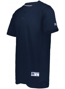 RUSSELL BOYS FIVE TOOL FULL-BUTTON FRONT BASEBALL JERSEY