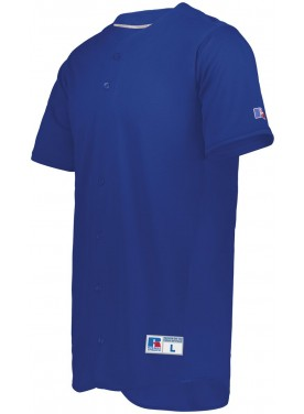 RUSSELL FIVE TOOL FULL-BUTTON FRONT BASEBALL JERSEY